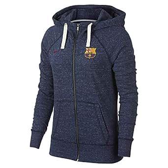 Amazon.com: Nike Womens FCB W NSW Gym VNTG Hoodie CRE