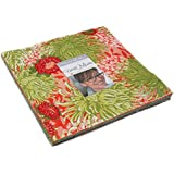 """Dear Mum Layer Cake, 42-10"""" Precut Fabric Quilt Squares By Robin Pickens"""