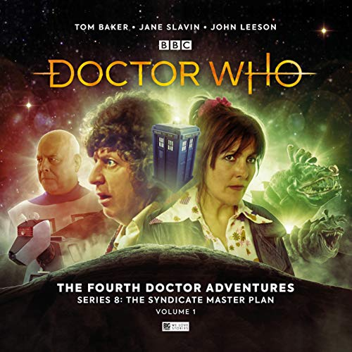 The Fourth Doctor Adventures Series 8 Volume 1 (Doctor Who The Fourth Doctor Adventures Series 8)