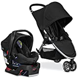 Review of Britax 2016 B-Agile/B-Safe 35 Travel System, Black