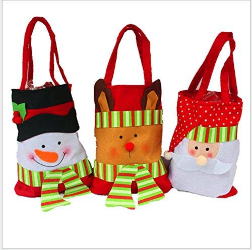 Christmas Candy Basket - 7