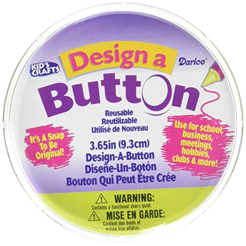 Darice Design-A-Button 3.625