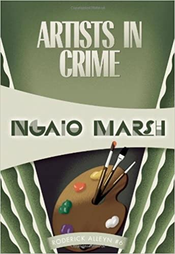 Artists in Crime: Inspector Roderick Alleyn 6 (Inspectr Roderick Alleyn) by Ngaio Marsh (2012-09-16)