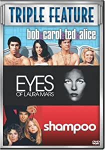 Bob & Carol & Ted & Alice (1969)/Eyes of Laura Mars/Shampoo (Multi Feature, 3 discs)