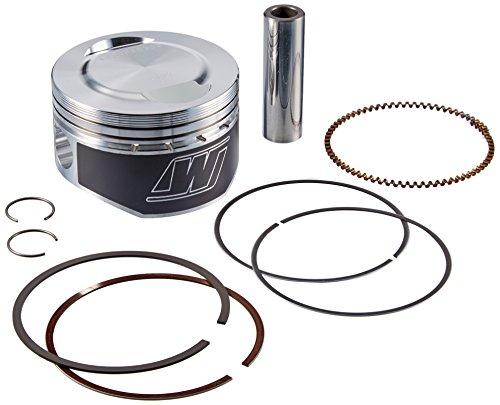 Wiseco Forged Piston Set (Wiseco 4419M08350 83.50mm 10.25:1 Compression 353cc ATV Piston Kit)