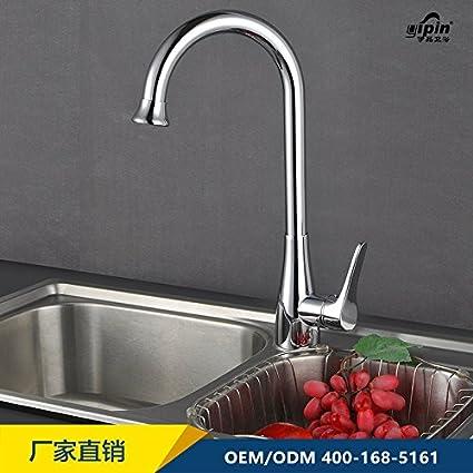 Bathroomacccesories Faucet Shower Tap F6 Copper Kitchen Faucet Sink