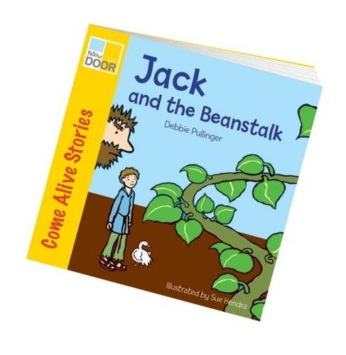 Jack and the Beanstalk Story Book: Debbie Pullinger, Sue Hendra ...