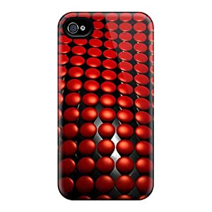 For Yinmobileshop Iphone Protective Cases, High Quality For Iphone 6 Wave 3d Skin Cases Covers Black Friday