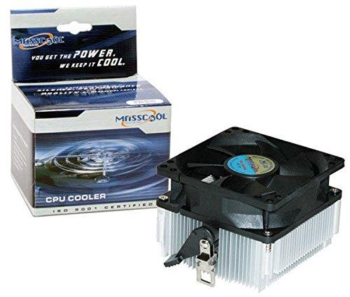 - MASSCOOL 80mm Ball CPU Cooler 5F9001B1H3