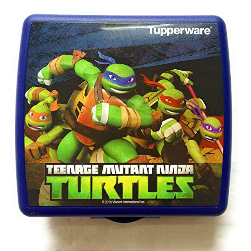 Tupperware Turtle Sandwich Keeper