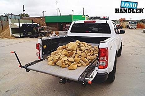Loadhandler Truck Bed Unloader Lh3000 Fits Full Size Trucks By Loadhandler Auto