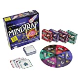Mind Trap Brain Teaser Board Game - MindTrap 20th Anniversary Edition: The Game That Challenges the Way You Think (Over 3 Million Copies Sold)