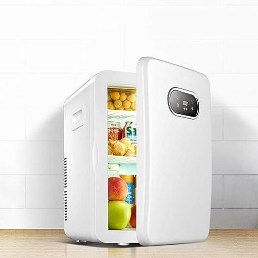 JU FU Mini Nevera Refrigerador de auto-20L Mini refrigerador Coche ...