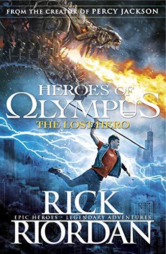Amazon.com: Heroes of Olympus: The Lost Hero (Heroes Of ...