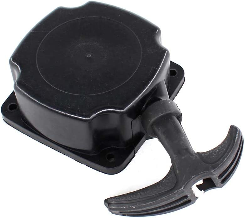 Outbit Zugstarter Pull-Start-Starter aus Aluminiumlegierung Ersatzzubeh/ör Passend f/ür 47cc//49cc 2-Takt-Taschenrad