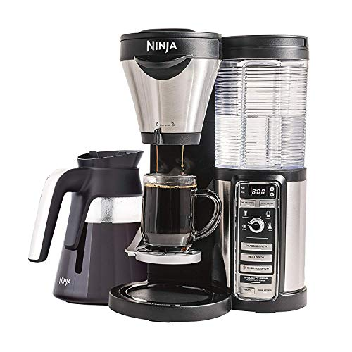 Ninja Coffee Maker for Hot/Iced/Frozen Coffee with 4 Brew...
