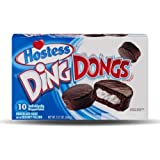 Hostess Ding Dongs 10 count, 12.7oz (1 box)