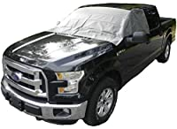 Winter Windshield Cover - Gray