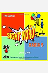 Sight Word Mania 9: Teal Words Paperback