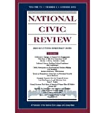 img - for [(National Civic Review: Sumer 2002 v. 91, No. 2: Issues in Democratic Politics - Public Deliberation, Electoral Reform, and Civic Participation )] [Author: Robert Loper] [Oct-2002] book / textbook / text book