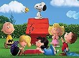 Peanuts - Beethoven Puzzle - 100 Pieces