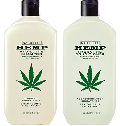 Naturelle Hemp Shampoo & Conditioner