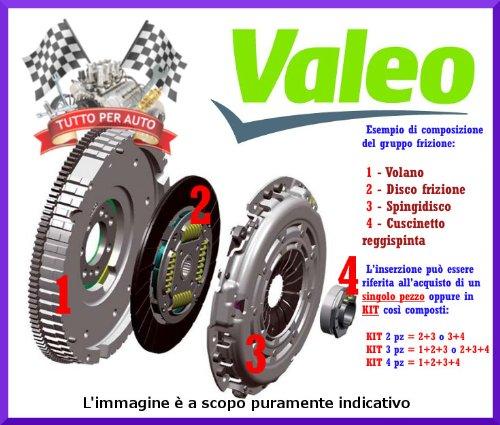 """Valeo 804543 Dispositivo Disinnesto Centrale Frizione """"fuori produzione"""" Valeo Service"""