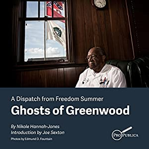 Ghosts of Greenwood Audiobook