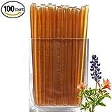 Floral Honeystix - Wildflower - 100% Honey - Pack of 100 Stix - 500g