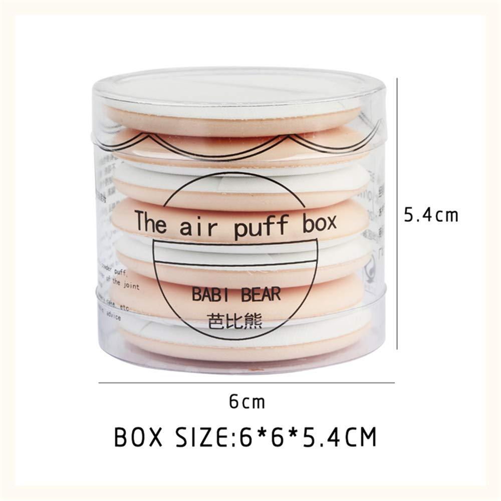 Amazon.com: Fokine - Juego de 7 esponjas de maquillaje para ...