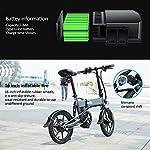 Electric-Folding-Bike-Folding-Electric-Bicycle-250W-78Ah-Folding-Electric-Bicycle-Foldable-Electric-BikeFolding-Electric-Bike-Bicycle-Aluminum-Alloy-16-inch-Portable-25KMH-3-Mode