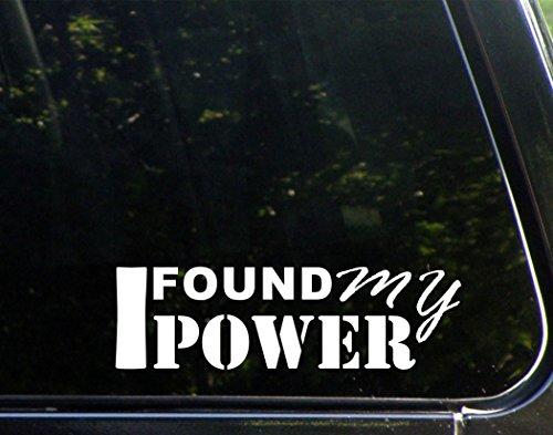 - I Found My Power (9