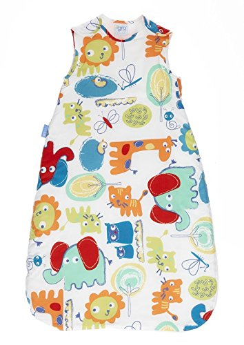 0 5 Tog Baby Sleeping Bag 0 6 Months - 8