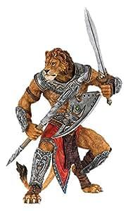 Papo - Hombre León, figura con diseño El Mundo Fantástico (2038945)
