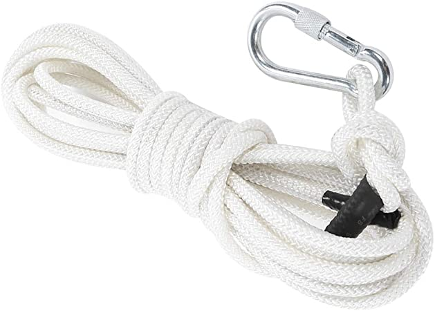 32.8ft 0.3in Cuerda de escalada al aire libre, Cuerda de ...