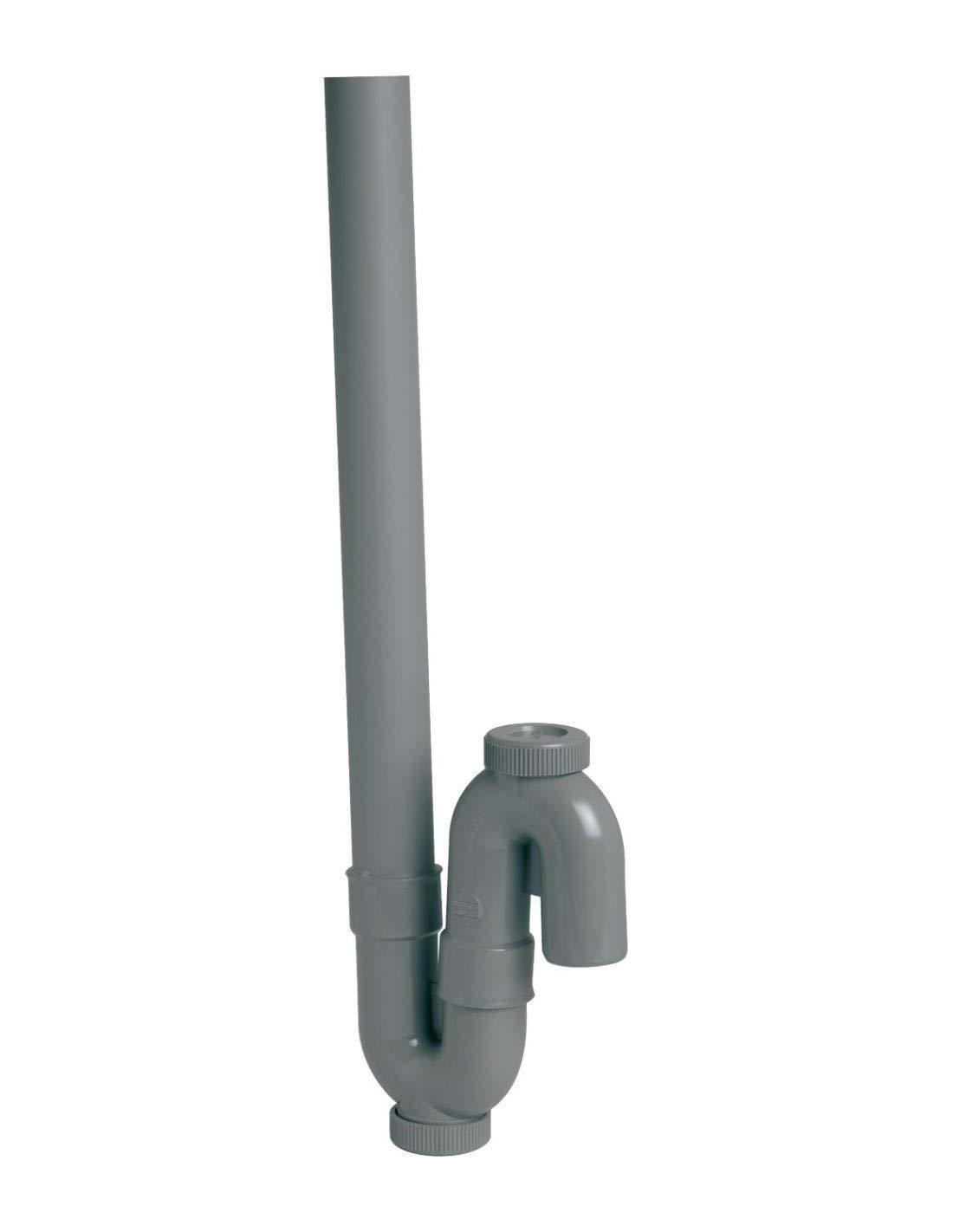 Sifón de lavadora - Simple - Salida vertical - diámetro 40 mm ...