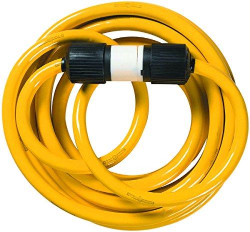 Yellow Jacket 1493 10/4 Heavy-Duty STW 30-Amp/250-Volt Generator Power Cord, 25-Feet by Yellow Jacket