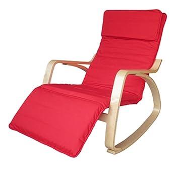 Tabouret Loisirs Chaise Longue Nordic Un Chair Prenez Rocking k0OnwP