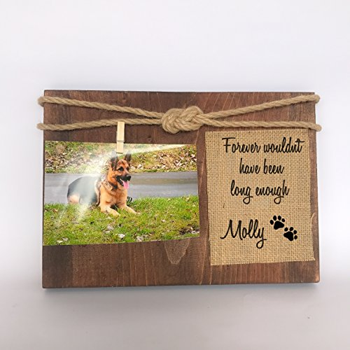 Pet loss. dog loss frame. pet picture frame. pet memorial picture frame. cat loss. pet personalized picture frame