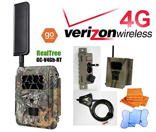 Spartan HD GoCam Verizon 4G/LTE, Blackout Infrared Deluxe Package Deal