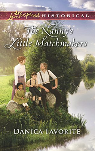 book cover of The Nanny\'s Little Matchmakers