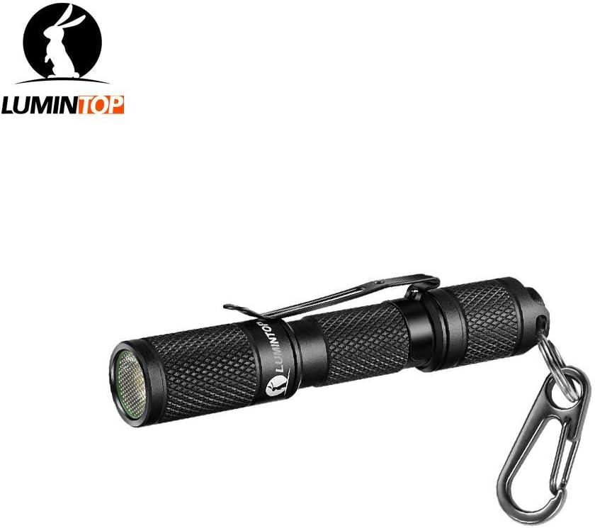 LUMINTOP Reversible Clip For Tool AAA Handheld Flashlight
