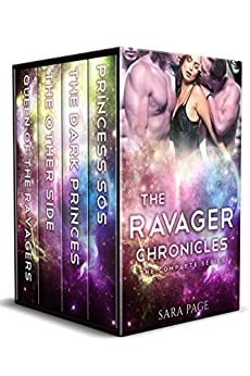 Ravager Chronicles Complete Sara Page ebook product image