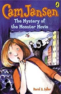 CAM Jansen #8 Mystery of the Monster Movie [CAM JANSEN #08 CAM JANSEN