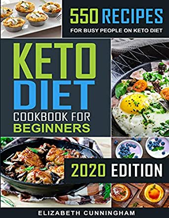 keto diet cook books
