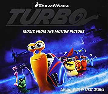 Turbo: Music From The Motion Picture by Snoop Dogg (2013-07-16