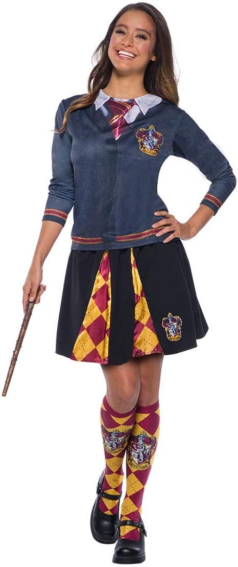 Camisa de Disfraces de Harry Potter Gryffindor L: Amazon.es ...
