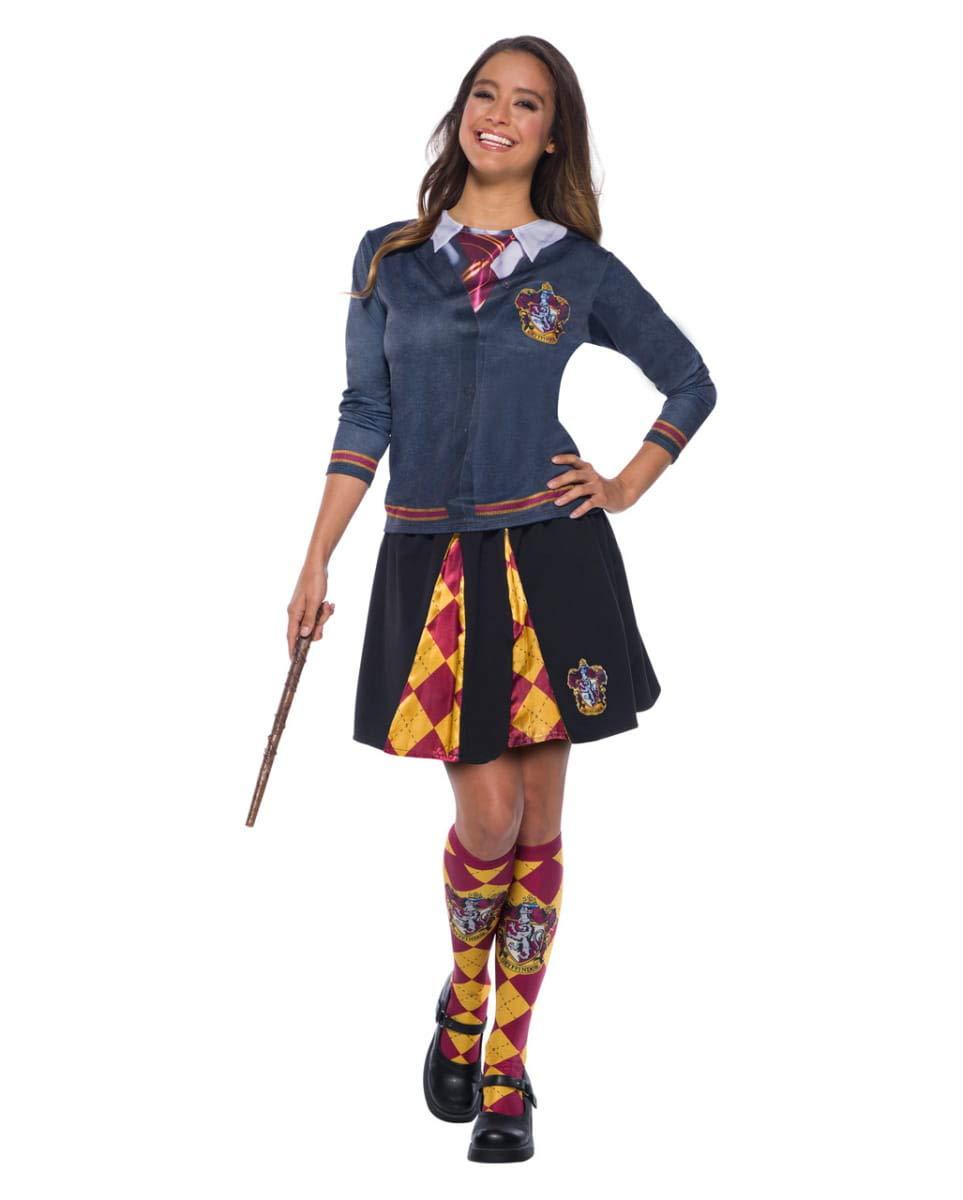 Camisa de Disfraces de Harry Potter Gryffindor M: Amazon.es: Juguetes y juegos