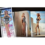 Barbie Sports Illustrated Unapologetic Doll 50th Anniversary Rare Swimsuit with Magazine Included