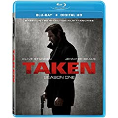 Taken: Season One arrives on Blu-ray (plus Digital HD) and DVD September 26 from Lionsgate